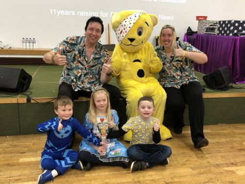 Pudsey Magaparty 11 in 2019